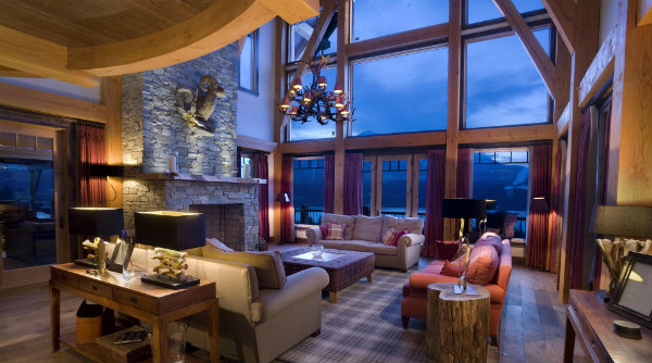 Stylish surrounds at Bighorn Revelstoke