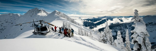 The best ski resort in the world