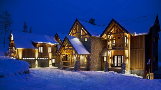 Bighorn: World's Best Ski Chalet