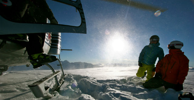 Luxury heliskiing at Bighorn Revelstoke