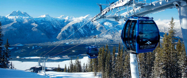 Top ski resorts Revelstoke